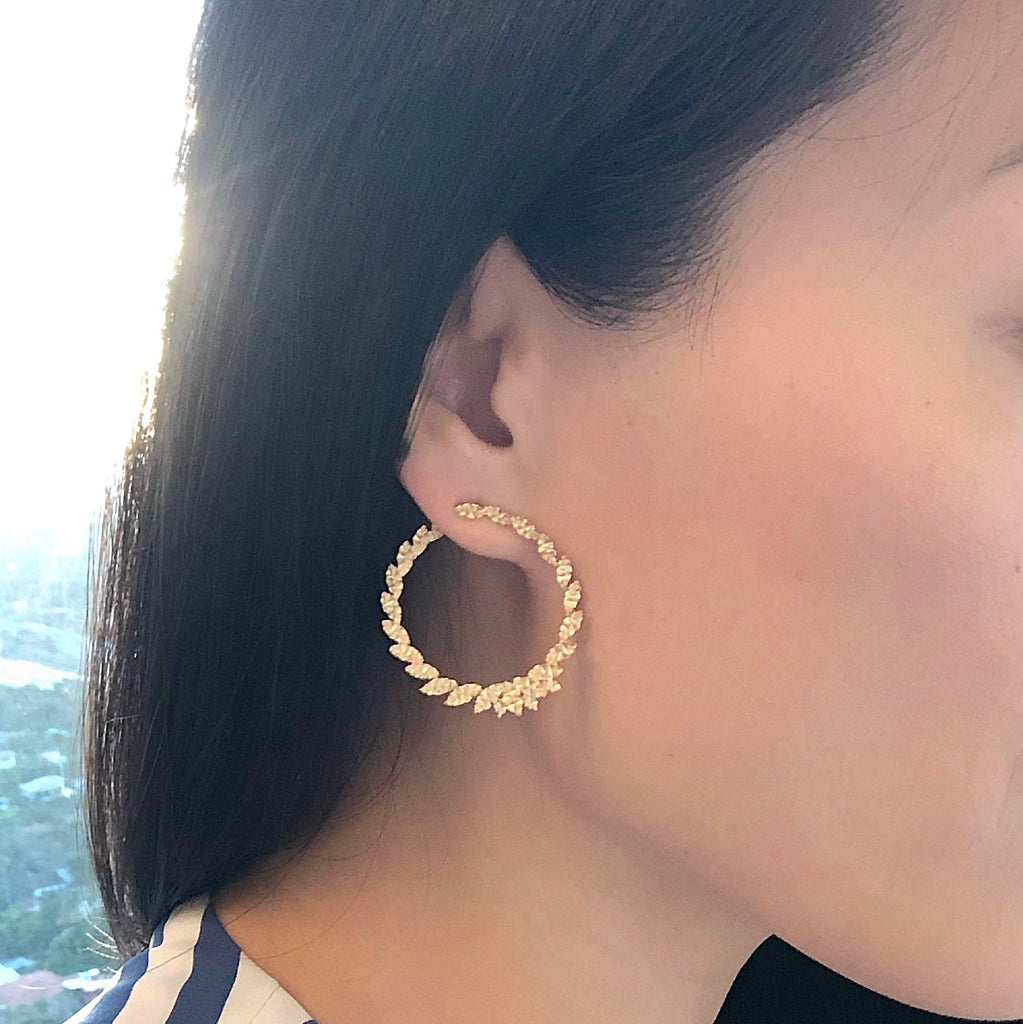 Joan Twist Earrings