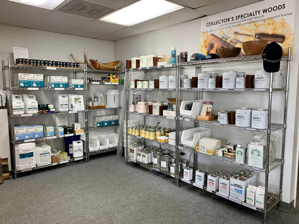 CSWoods Showroom Woodworking Tools and Products