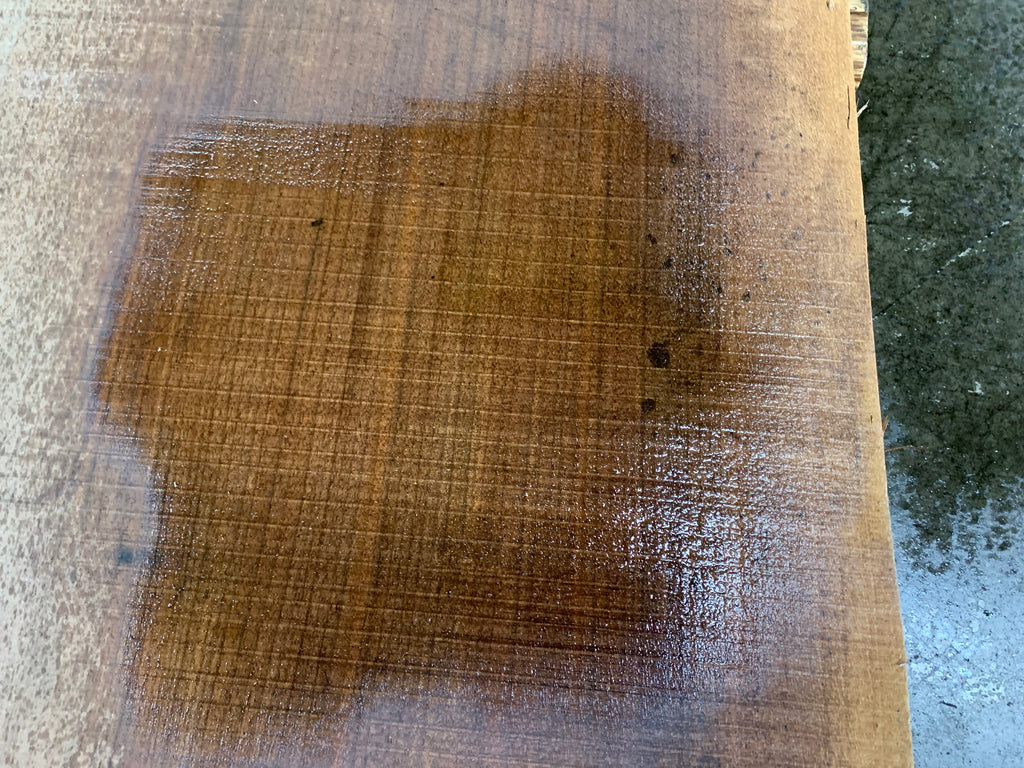 "Black Walnut Slab #20652 (177"" x 37"" - 42"" x 3"")"
