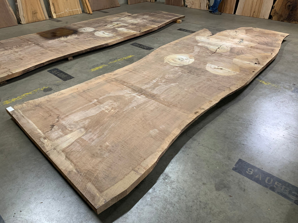 "Oregon Black Walnut #20705 (210"" x 37""- 70.5"" x 2.5"")"