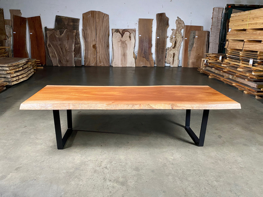 African Mahogany (Sipo) Dining Table