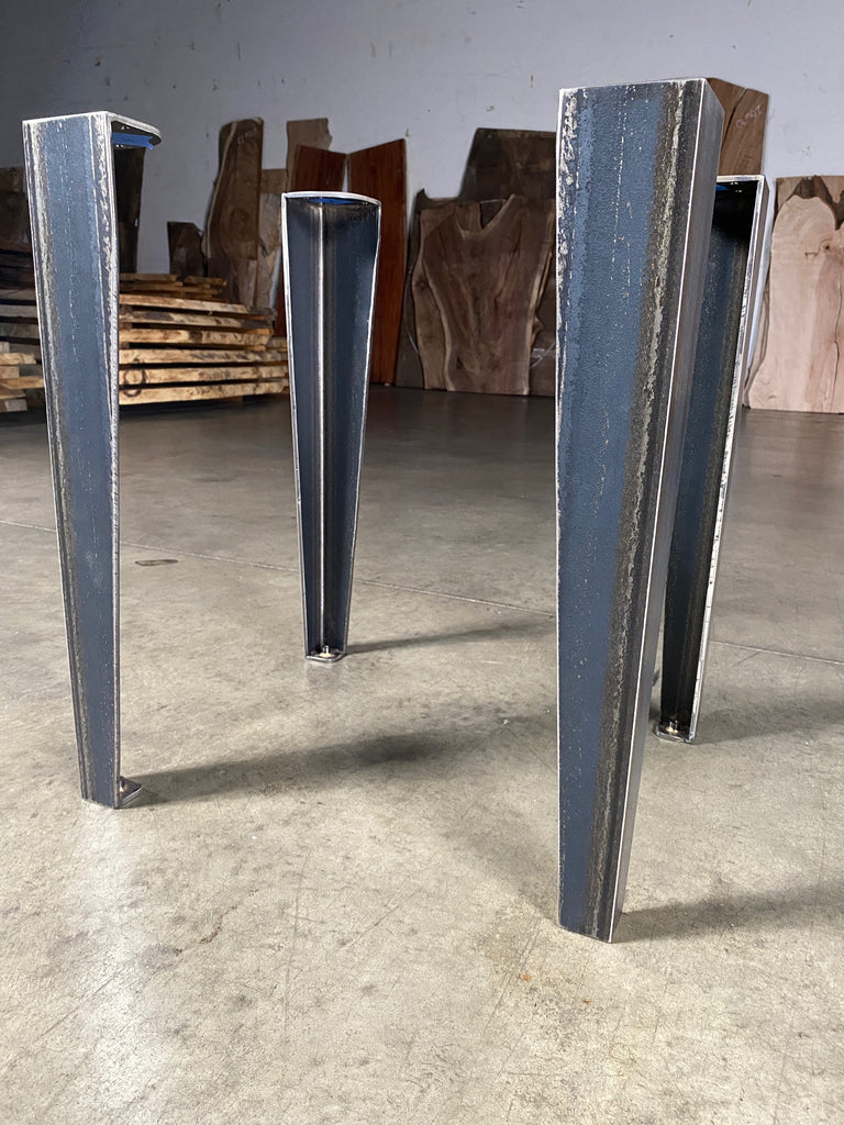 Tapered Steel Legs #2039
