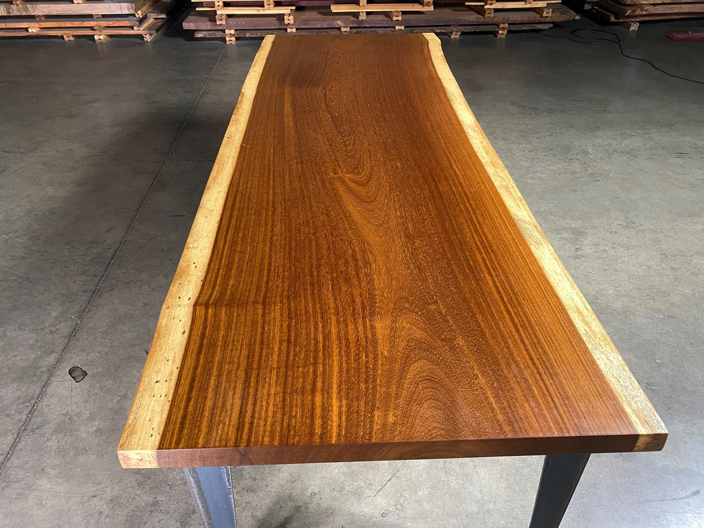 Iroko Dining Table