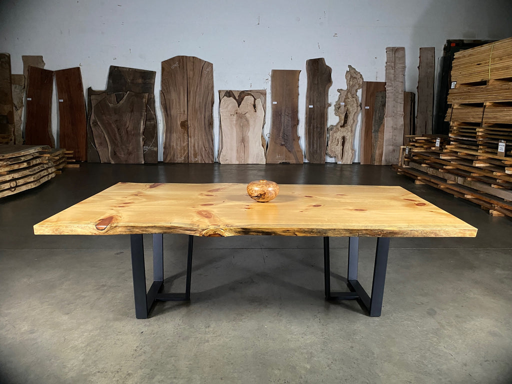 Eastern White Pine Dining Table #2047
