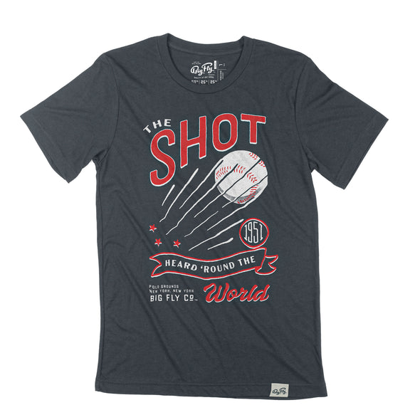 The Shot Tee (Bobby Thomson '51)