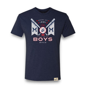 M&M Boys Tee (60th Anniversary)