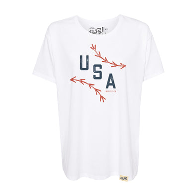 USA Women's Boyfriend Tee