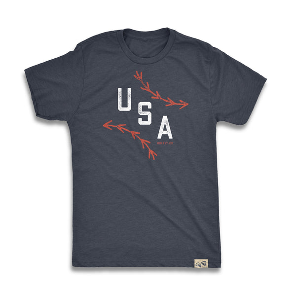 Seams Tee - USA Edition