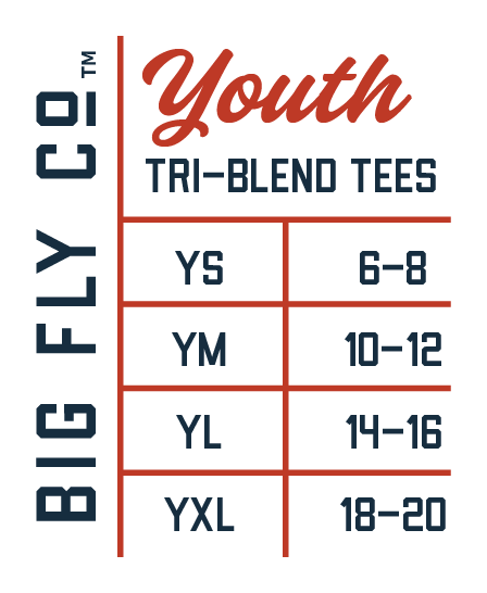 Big Fly Youth Tee