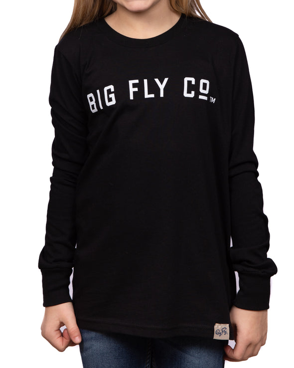 Big Fly Co. Youth Long Sleeve