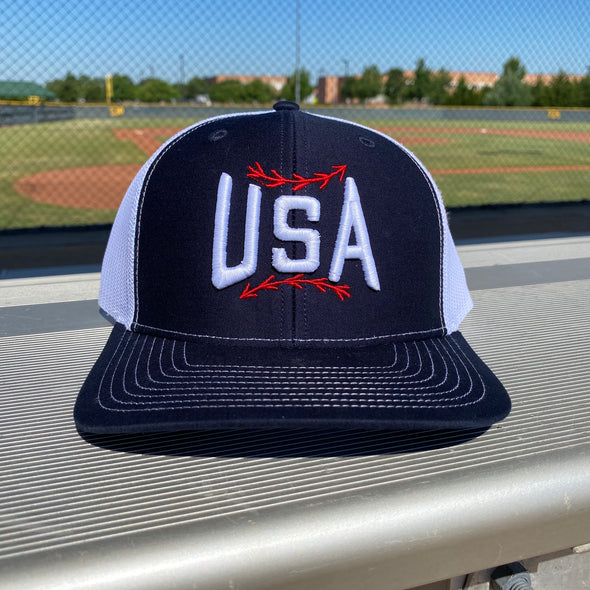 USA Seams Snapback
