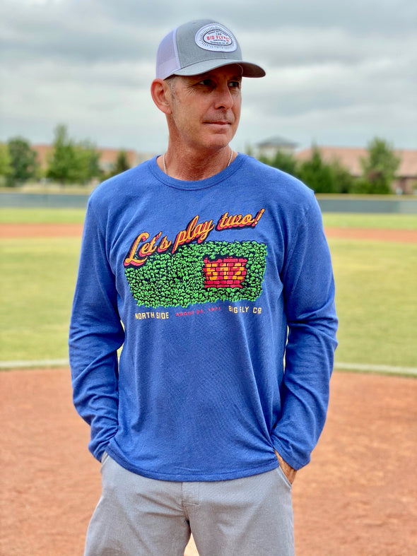 Let's Play Two! Vintage Long Sleeve