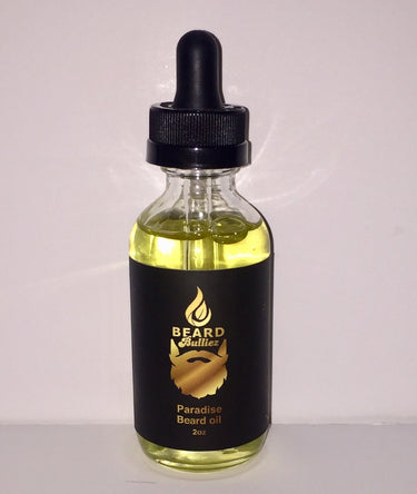 Beard Bulliez Beard Oil