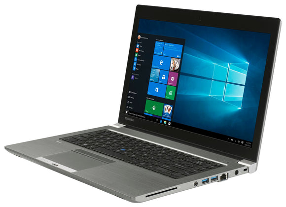 Toshiba Tecra Z40 Notebook PC – Intel Core i5 4300U– 4Gb Ram– 128GB SSD – W10P