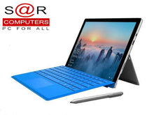 Load image into Gallery viewer, Microsoft Surface Pro 4 Notebook PC – Intel Core i5 6300U – 8GB RAM - 256GB SSD W10P 12.3""