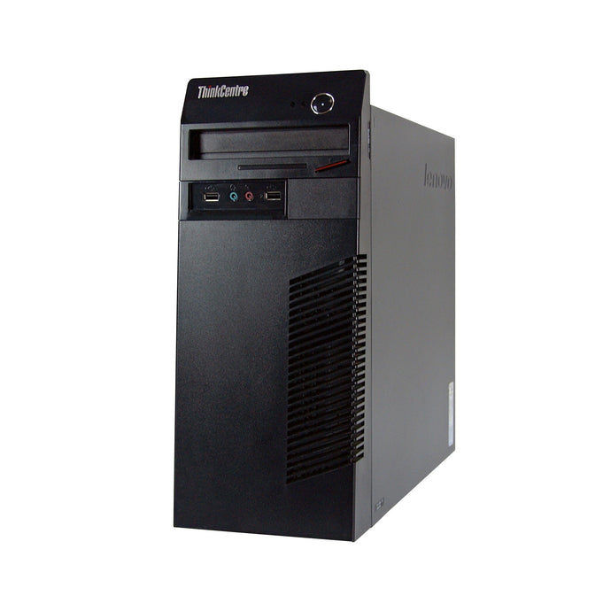 TOWER - LENOVO THNKCENTRE M72 - I5 3470 (3RD GEN) - 4GB DDR3 RAM - 320GB HDD