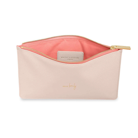 """Katie Loxton Perfect Pouch """"Hello Lovely"""""""