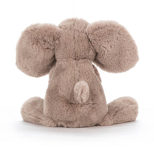Jellycat Smudge Elephant rear view