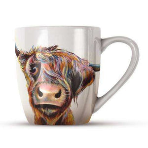 A Bad Hair Day Bone China Mug - Contempo