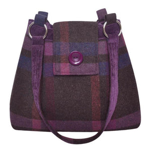 Earth Squared Tweed Ava Bag (Various Colours) Bags Earth Squared Contempo