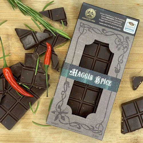 Haggis Spice Chocolate 100g - Contempo