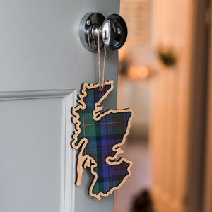 Scotland Map Decorative Wall Plaque Plaques & Signs LT Creations Contempo