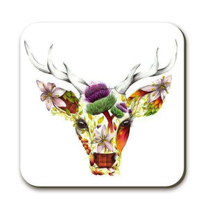 Stirling the Stag Coaster Coasters Wraptious Contempo