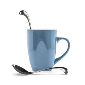 Sweet Nessie Stainless Steel Sugar Spoon Cuttlery Mags Contempo