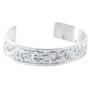 Traditional Celtic Pewter Bangle (S) - Contempo