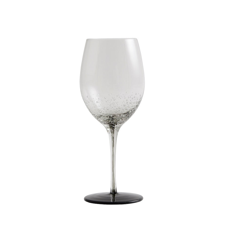 ENSEMBLE DE 6 VERRES À VIN BOBBLE