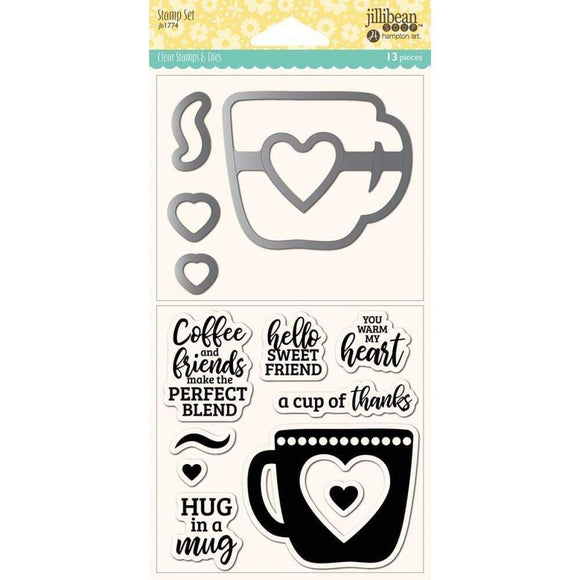 Jillibean Soup - Stamp & Die Set