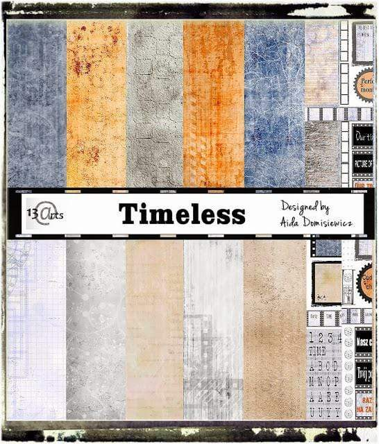 TIMELESS PAPER COLLECTION