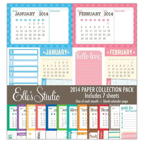 2014 Paper Collection
