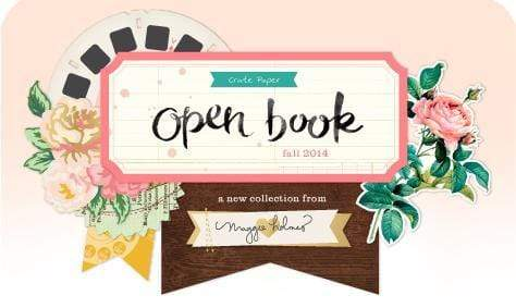 MAGGIE HOLMES OPEN BOOK
