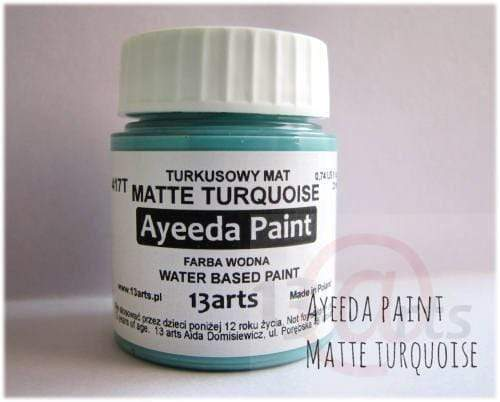 AYEEDA MATTE PAINTS