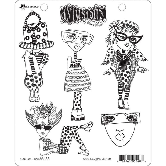Dylusion Stamps