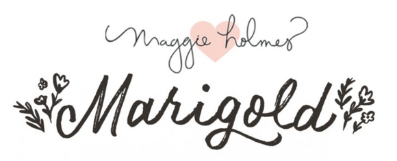 Maggie Holmes Marigold Collection