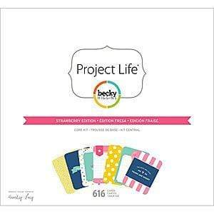 Project Life Core Kits, Mini Kits and Accessories