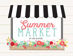 Carta Bella - Summer Market