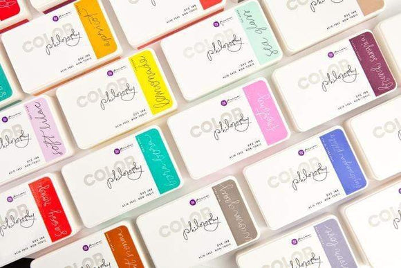 Prima Marketing Color Philosophy Dye Ink Pads