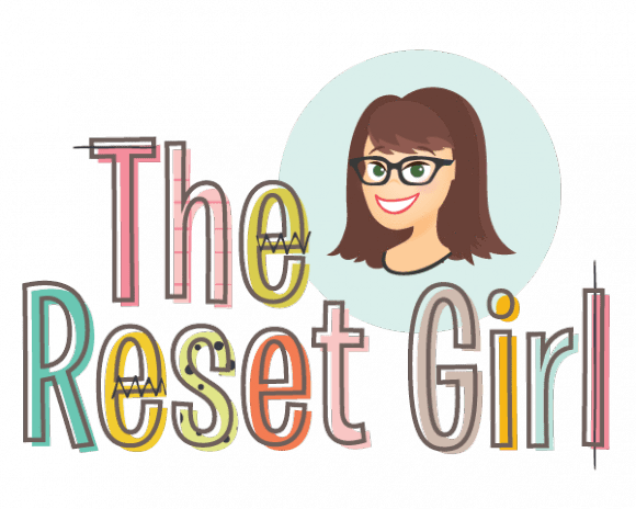 Reset Girl Planners & Planner Accessories