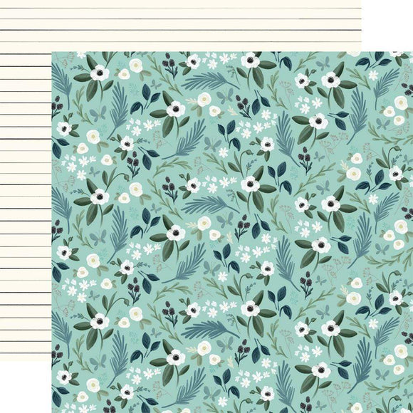 Scrapbooking  Home Again Double-Sided Cardstock 12