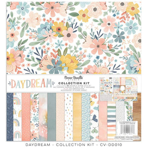 Scrapbooking  Cocoa Vanilla Daydream Collection Kit Kit