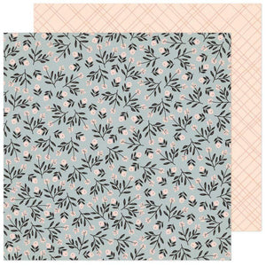 "Scrapbooking  Fresh Bouquet Double-Sided Cardstock Paper 12""X12"" - Ever After Paper 12""x12"""