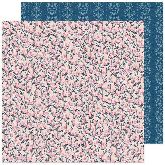 Scrapbooking  Maggie Holmes Marigold Double-Sided Cardstock 12