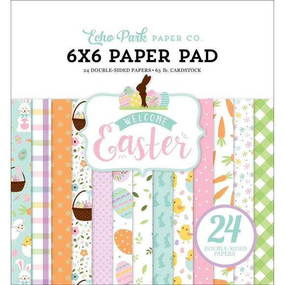 Scrapbooking  Welcome Easter Double-Sided Paper Pad 6