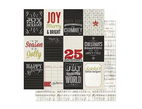 Scrapbooking  Believe Jingle All the Way Heidi Swapp