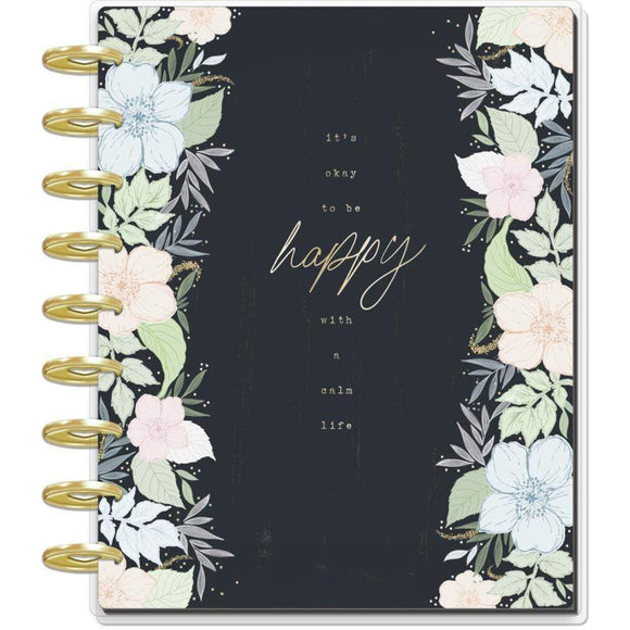 Scrapbooking  Happy Planner 12-Month Dated Classic Deluxe Planner Homebody Seasons, Jan 2021-Dec 2021 Planners