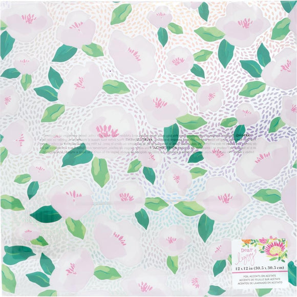 Scrapbooking  Dear Lizzy Here & Now Specialty Paper 12