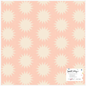 "Scrapbooking  Maggie Holmes Sweet Story Single-Sided Vellum 12""X12"" Stardust Paper 12x12"
